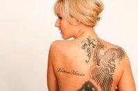 tatuaże - dużo wzorów