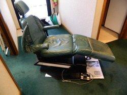 fotel w szpitalu